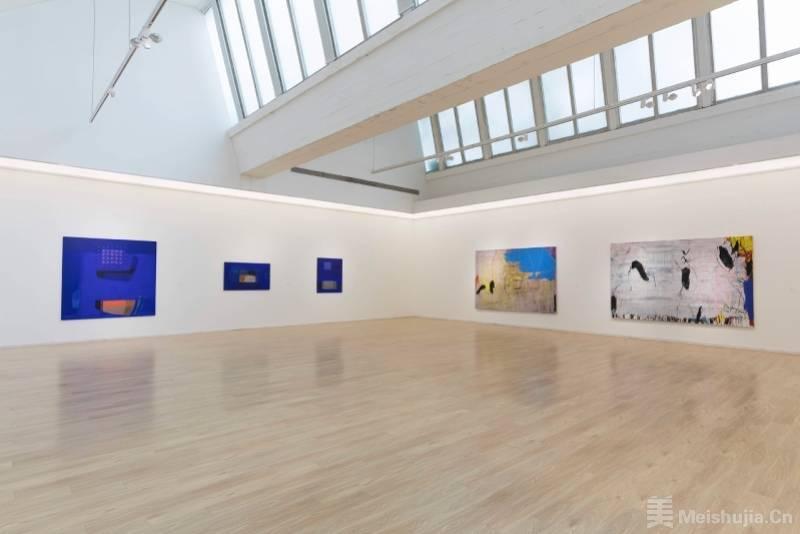 中日韩重要艺术家抽象画作亮相当代唐人艺术中心北京空间