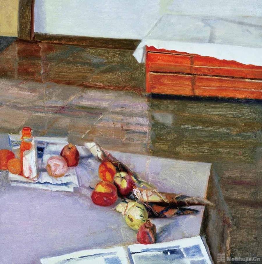 杨参军具象表现绘画展亮相苏州美术馆