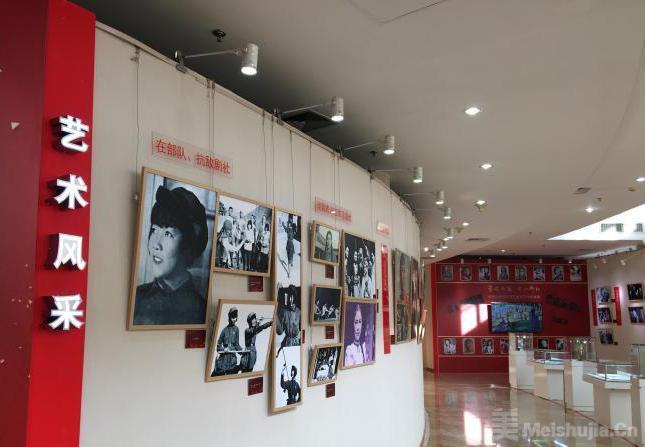 中国文联知名老艺术家艺术成就展举办