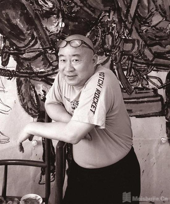 范扬:中国画漫谈——中国国家画院范扬工作室高研班课堂教学实录