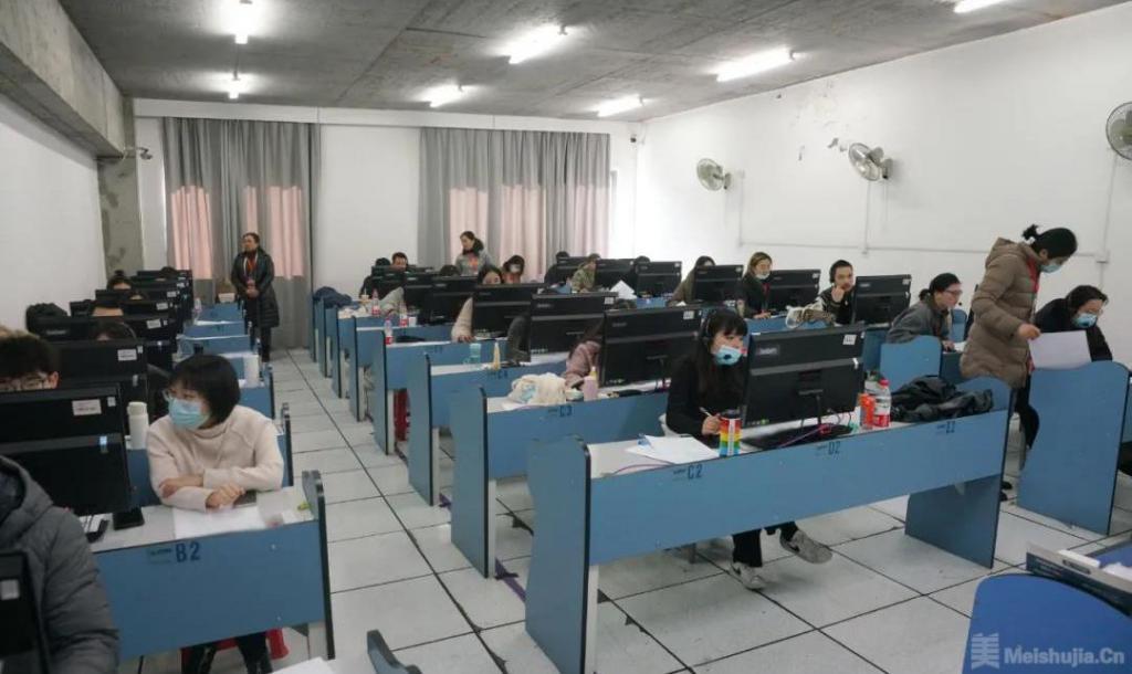 中国美术学院2021年本科招生初试今日开考