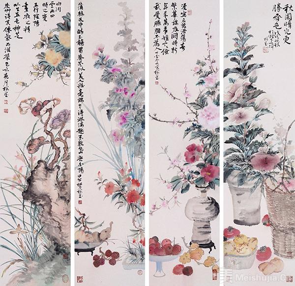 《清欢寄畅》朱涛作品展在广州艺术博物院展出