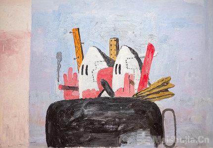 豪瑟沃斯纽约画廊将展出菲利普·加斯顿争议性画作