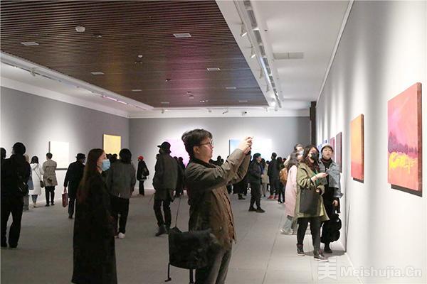"""《""""无""""中 生""""有""""——马路炁象作品展》在西安展出"""