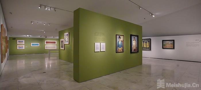 梁运清捐赠作品展在中央美术学院美术馆开幕