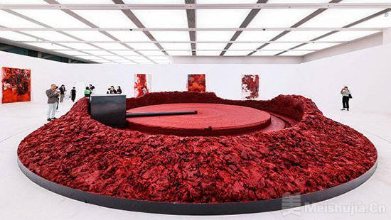 视觉震撼!国际当代艺术家安尼施·卡普尔个展深圳亮相