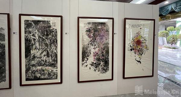画山画水画中国——当代名家学术邀请展开幕