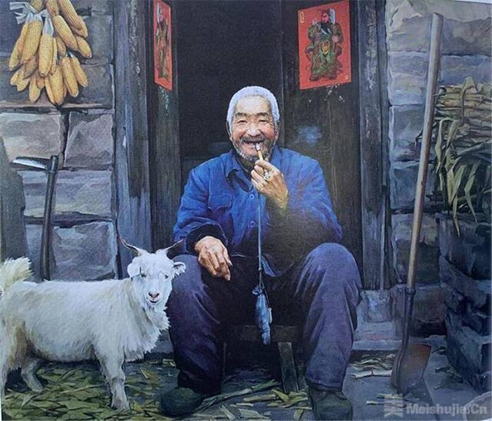 河北省实力派油画家作品联展正式开幕